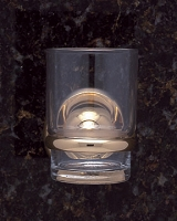 JVJ 21204 Paramount Series Tumbler Holder, Solid Brass