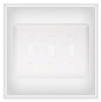 Brainerd 64385 Stamped Round Triple Switch