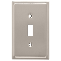 Franklin Brass 126364 Country Fair Single Switch Wall Plate