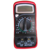 Morris 57040 Digital Multimeter Temperature Probe with Rubber Holster
