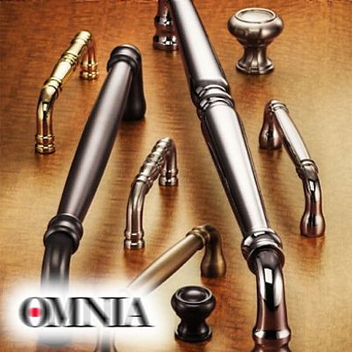 Omnia 611.3 Key Escutcheon Polished Brass
