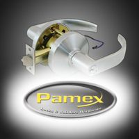 Pamex DD05-51CP Heavy Duty Roller Catch with Full-Lip Strike, Polished Chrome