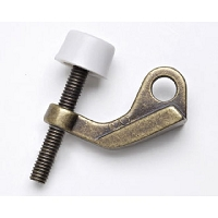 Perfect Products 01211 Antique Brass Doorsaver Residential