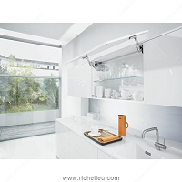 Richelieu WEBKIT1003062 Aventos HS Mechanism with Servo-Drive