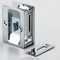 Richelieu 991B26 Pocket Door Latch