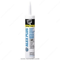 Richelieu 150140 ALEX PLUS Caulk