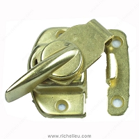 Richelieu CON70453 Spring-Activated Sash Lock