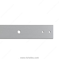 Richelieu 246011170 Stainless Steel Rail