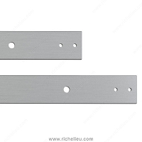 Richelieu 246003170 Stainless Steel Rail