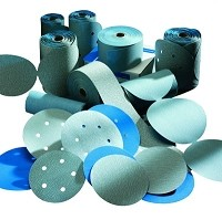 Richelieu 2900060100 Ceramic Sanding Disc
