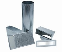 Richelieu 90358100 Ductless Kit for Internal Recirculation