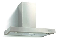 Richelieu 53036170 Stainless Rectangular Hood 36