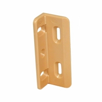 Richelieu 916864 Plastic Assembly Fittings for Drawer Corner
