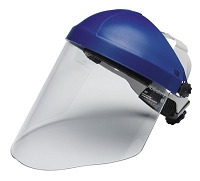 Richelieu 9609222 Headgear with Face Shield