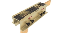 Richelieu 91260870 Mortise and Tenon Jig
