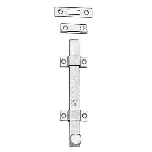 Rockwood 580-8 Surface Bolt with Zinc Plated Sex Bolts
