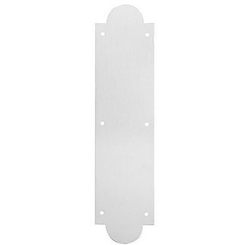 Rockwood 76B Decorative Push Plate, 3-1/2