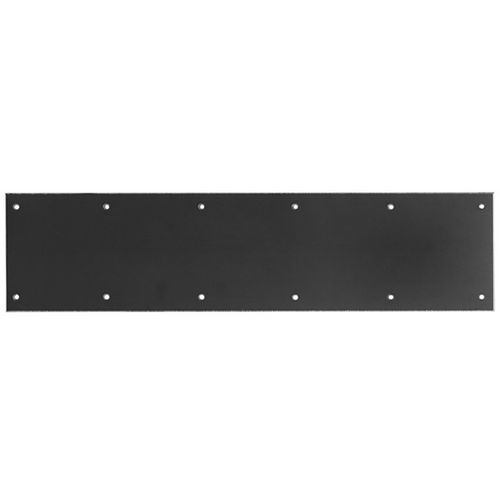 Rockwood K2060SABrown Plastic Kick Plate- Heavy Duty, .060