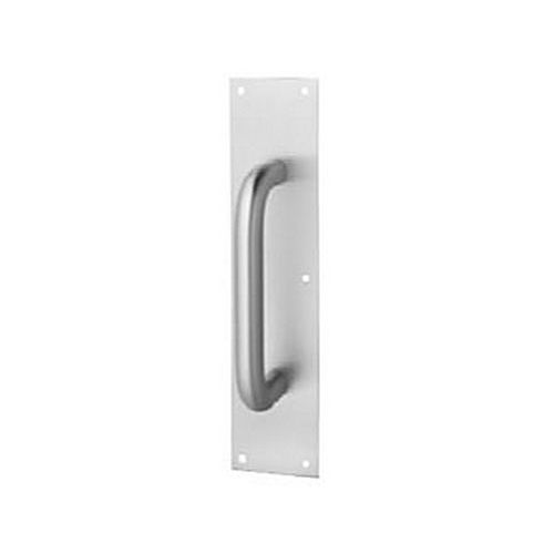 Rockwood T111 x 70C Tubular Pull Handle with Plate, 10