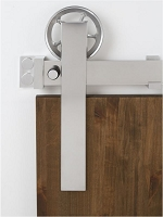Rustica Pure Barn Door Hardware