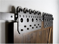 Rustica Warehouse Barn Door Hardware