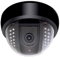 Speco VL648IRVF Indoor IR Color Dome Camera with 2.8-11 mm