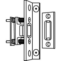Trimco 1559BL Roller Latch, Special Finish