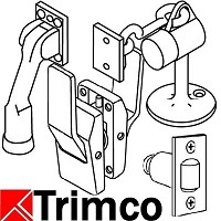 Trimco 1593RK Kit for Adaptation of 1500 Series, Special Finish