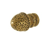 Waterwood WW132AB Acorn Knob, Antique Brass