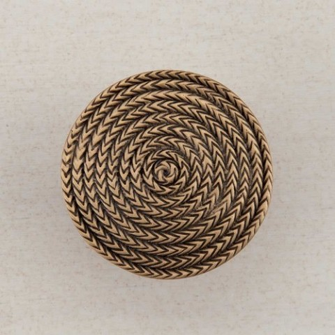 "Acorn DQHGP Artisan Collection Knob Rope Circle 1-1/2"" x 1-1/2"""