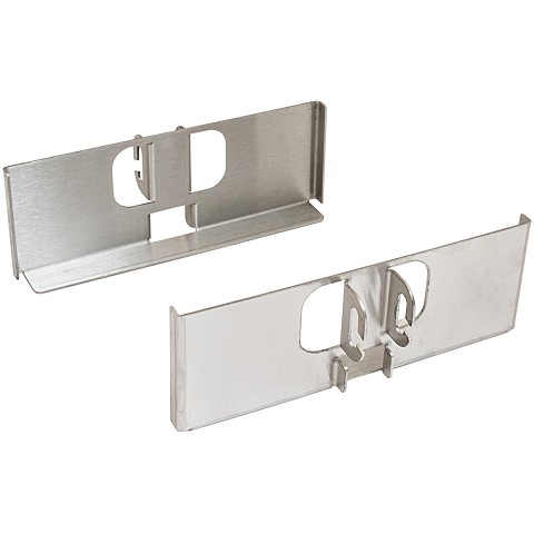 Hafele 545.96.003 Fineline Pantry Bracket Set