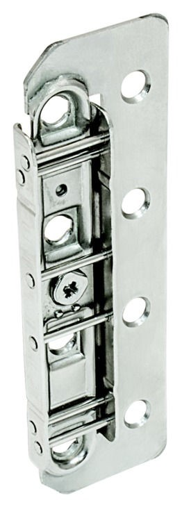 Hafele 372.29.402 Optional Full Overlay Door Bracket for 5 Piece Doors, for Free Flap 1.7 and 3.15, Free Up and Free Swing