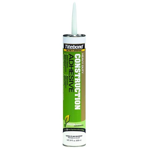 Hafele 003.50.196 Titebond Greenchoice Construction Adhesive