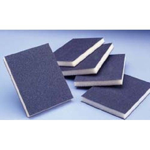 Hafele 005.32.171 Sponge Flex Pad, Silicon Carbide