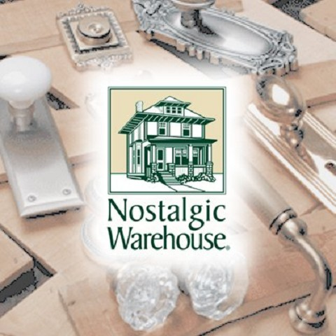 Nostalgic Warehouse 823383 Newport Rosette with Portofino Lever & Matching Deadbolt, Keyed Different