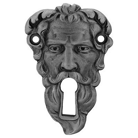 Notting Hill NHE-518-AP Sentinel Escutcheon, Antique Pewter